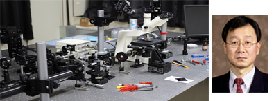 Applied Optics Laboratory Research in AOL is focused on the experimental study of fundamental phenomena as well as optical applications related with Digital Holography and Optical measurement.